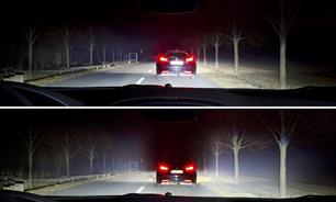 شیشههای خودروها هوشمند میشود +تصاویر
