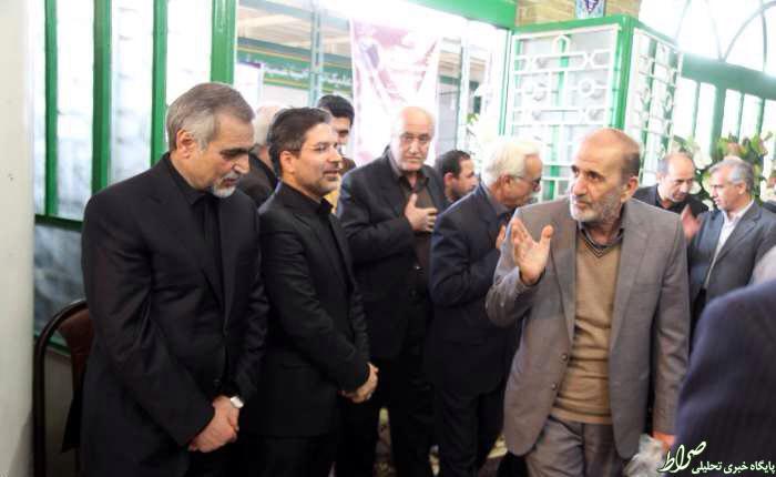 رییس دفتر واقعی رییسجمهور کیست؟/ چرا خواهرزاده روحانی جلوی دوربین آفتابی نمیشود؟