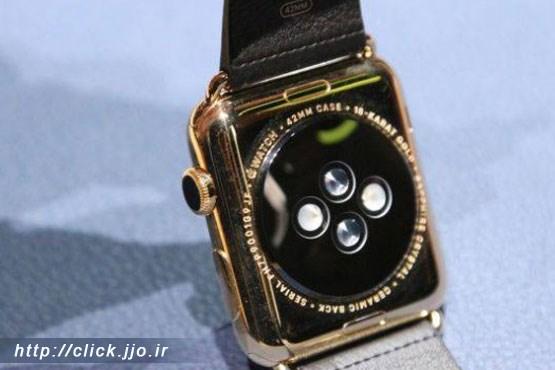 مشخصات ساعت سامسونگ لو رفت+عکس