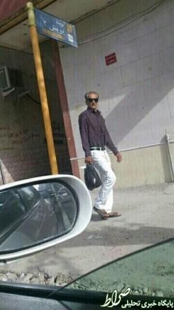 عکس/ بدل شاه در تهران!