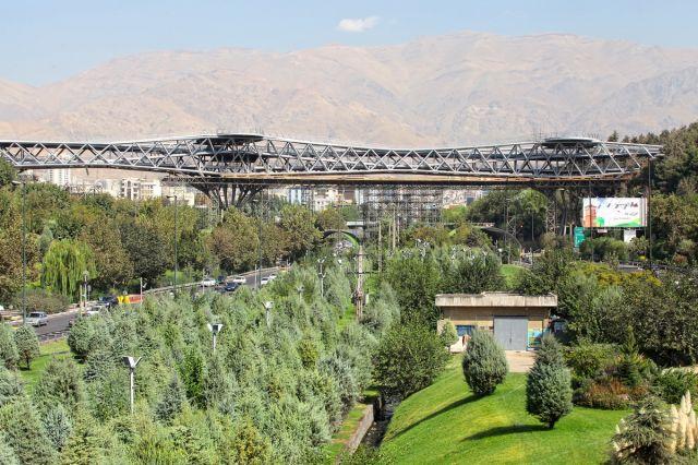 پل طبیعت به عنوان سازه برتر درسال 2015
