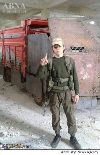 عکس داعش عکس حوری حوریان بهشتی جنایات داعش اخبار داعش