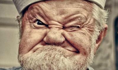 عکس/ شباهت یک مرد به ملوان زبل