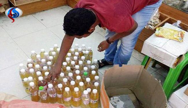 فروش ادرار شتر تقلبی به سعودیها! +عکس