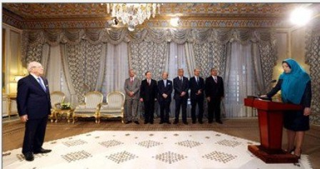 پوشش وزیرتونسی جنجال آفرید+عکس