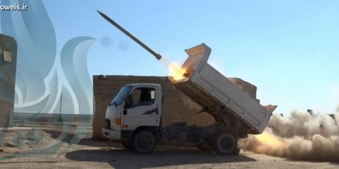 عکس/ موشک انداز اختصاصی داعش!