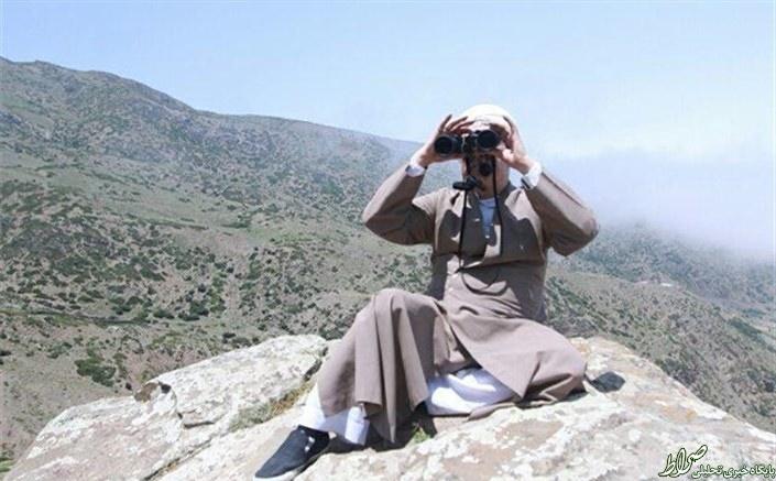 عکسی از کوهنوردی رفسنجانی