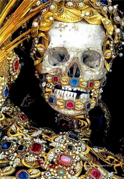 شایعه کشف «اجساد طلایی» +تصاویر