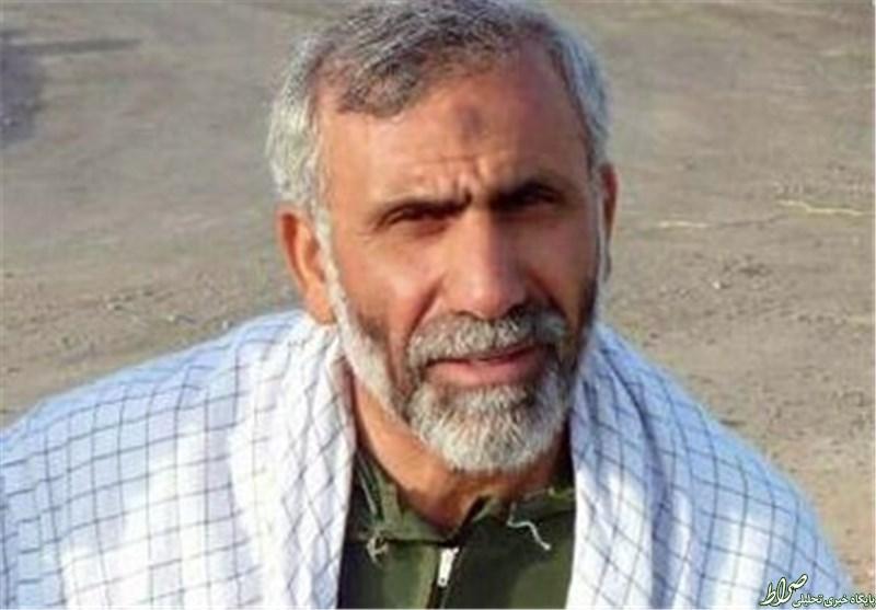 شهیدی که جان رهبری را نجات داد +عکس