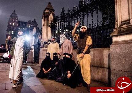 شیوهفروش بردههایجنسی داعش+تصاویر