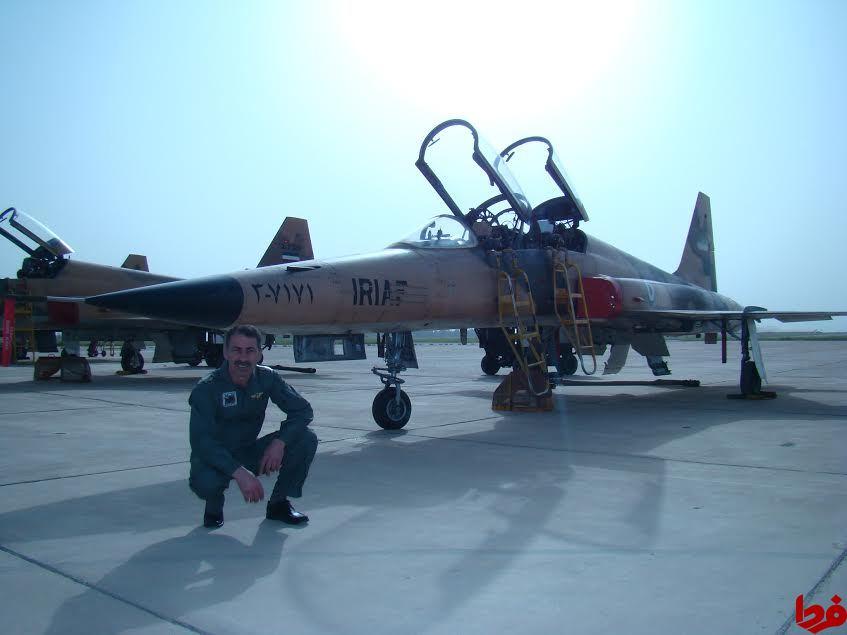 گفتند اگر لازم شد هواپیمای آقای خمینی را بزن! +عکس
