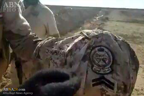 گاردملی عربستان درمیان داعش+تصاویر