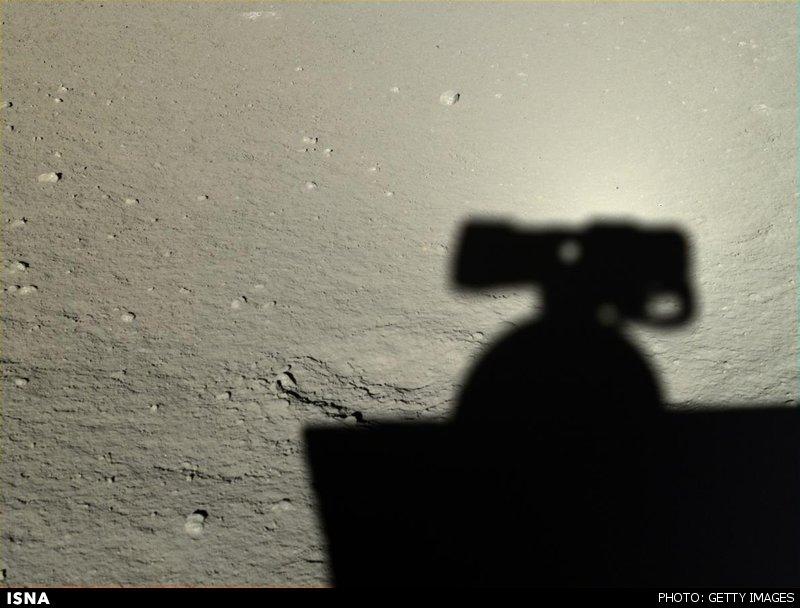 تصاویر اچدی از سطح ماه