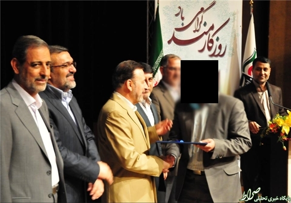 جزییاتی از بازداشت مقام دولتی +عکس