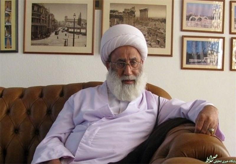 یک امام جمعه حبس خانگی شد +عکس