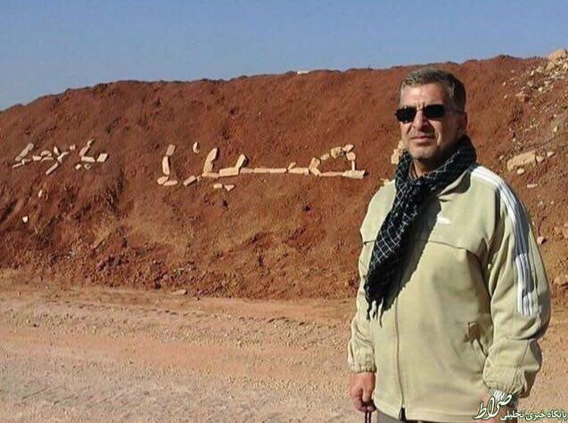 فرمانده برجسته سپاه شهید شد +عکس