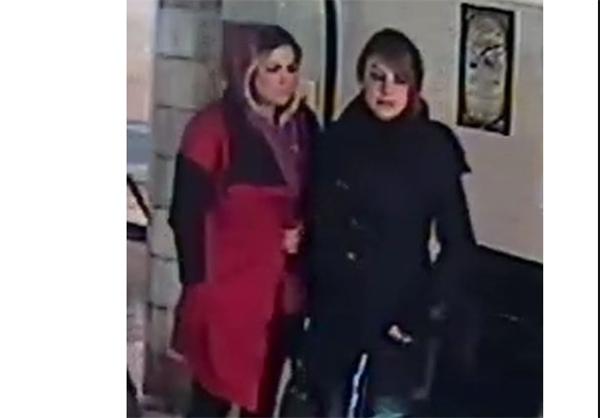 2 زن سارق را شناسایی کنید +عکس