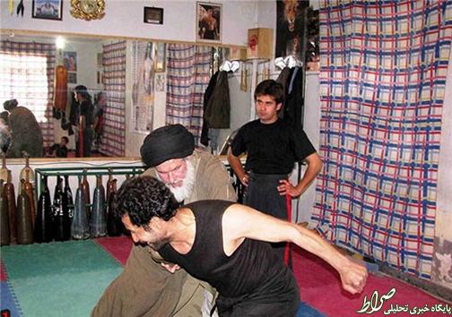 کونگفوکاری که عضو خبرگان شد +عکس