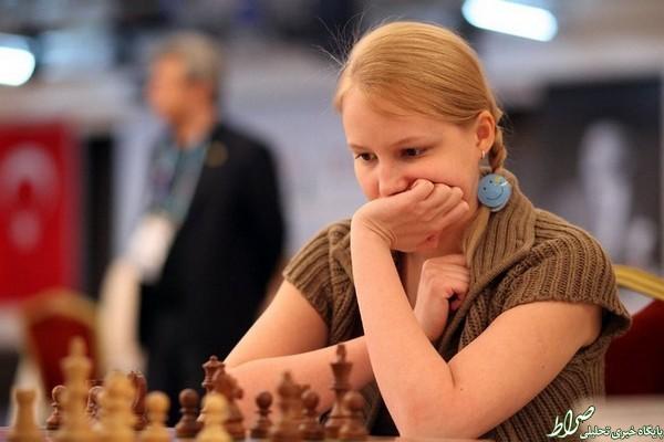 آزار شطرنجباز زن روس در تهران