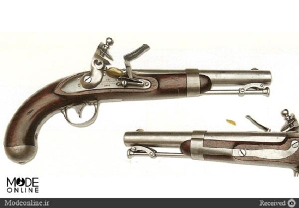 زیباترین طراحی اسلحههای کمری+تصاویر