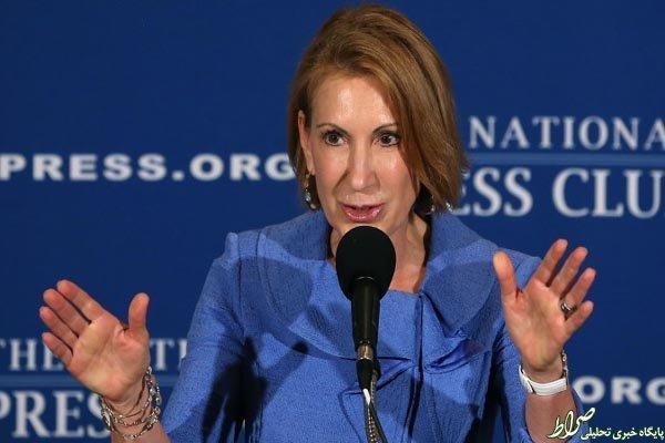 یک زن، نامزد جدید انتخابات آمریکا +عکس