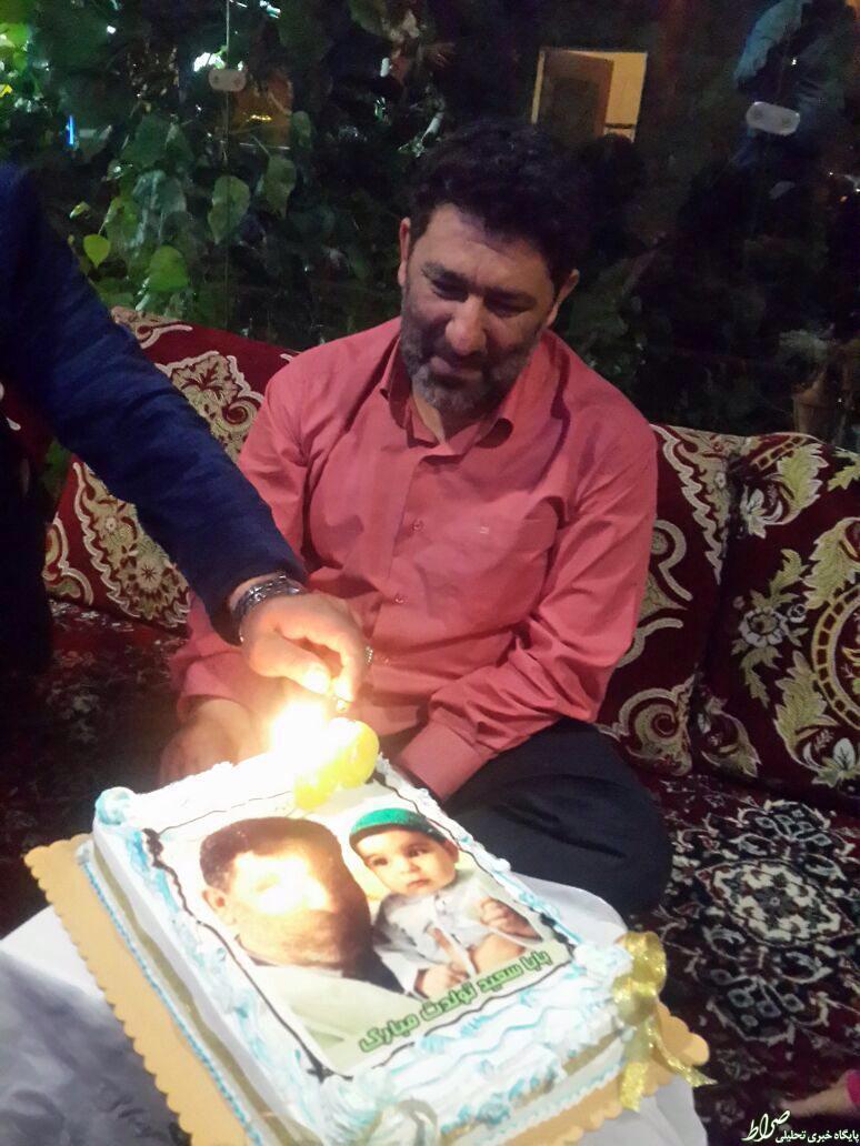 تصاویر/ جشن تولد سعید حدادیان