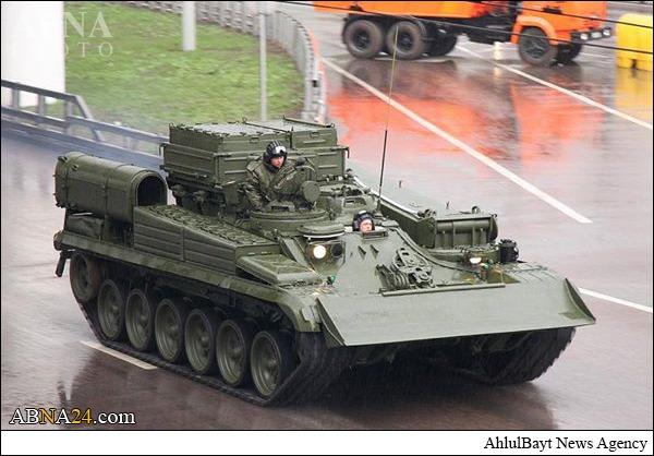 سلاح روسی به دست ارتش عراق رسید +عکس