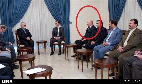دروغ انگلیسی درباره بشار اسد +عکس