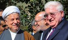 هاشمی: تروریستها فقط در عراق نمیمانند