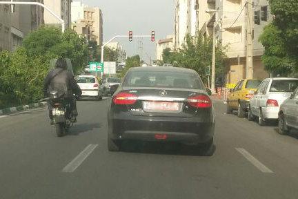 خودرو پلاکدولتی هم وارداتی است؟+عکس