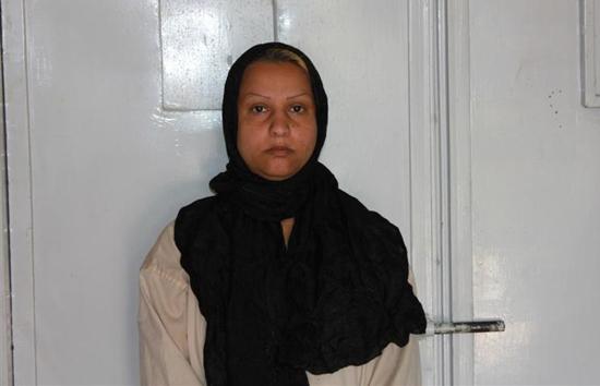 پایان زورگیریهای خانم خلافکار +تصاویر