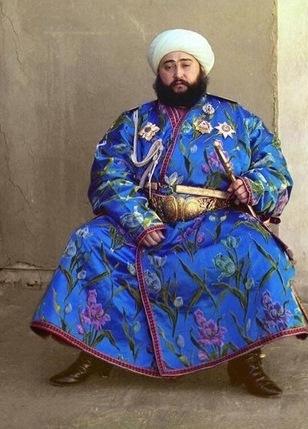 عکس/ آخرین بازمانده از نسل چنگیزخان