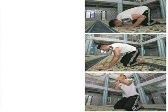 فوتبالیست مشهور آلمانی مسلمان شد +عکس