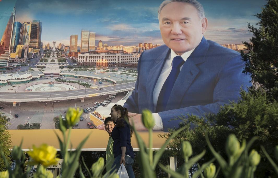 2 رئیس جمهور مادام العمر +تصاویر