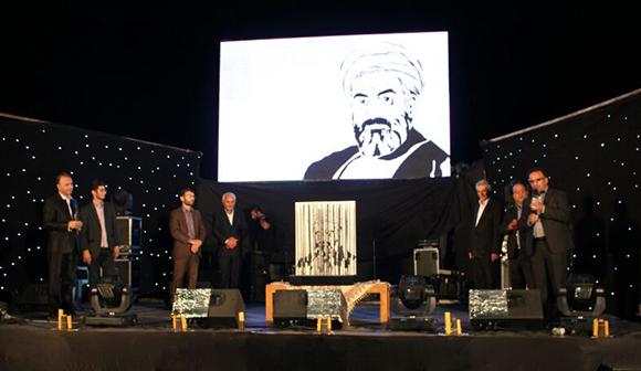 مجسمه روحانی ساخته شد! +عکس