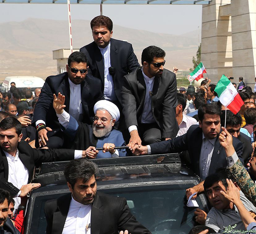 عکس/ محافظان روحانی در بجنورد