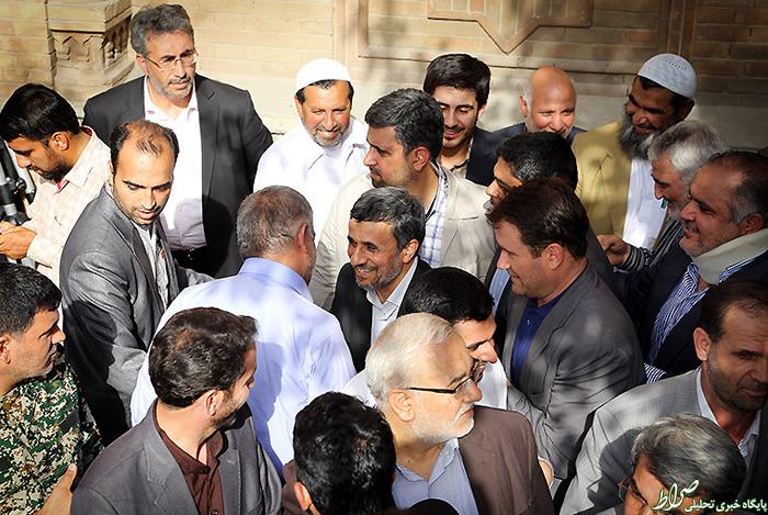 احمدینژاد؛ از