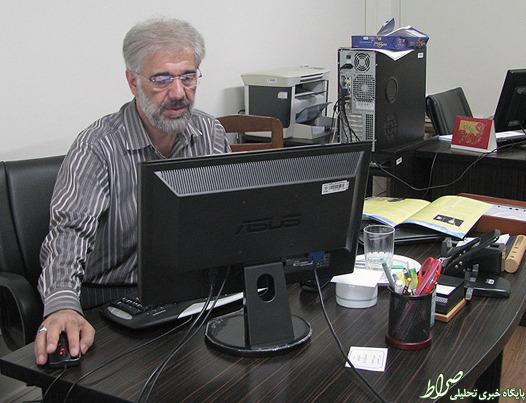 عکس/ گوینده خبر آزادسازی خرمشهر