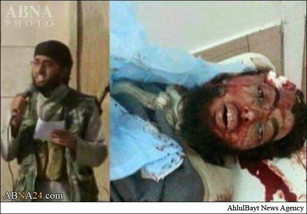 هلاکت مفتی سعودی داعش دردرنه+عکس