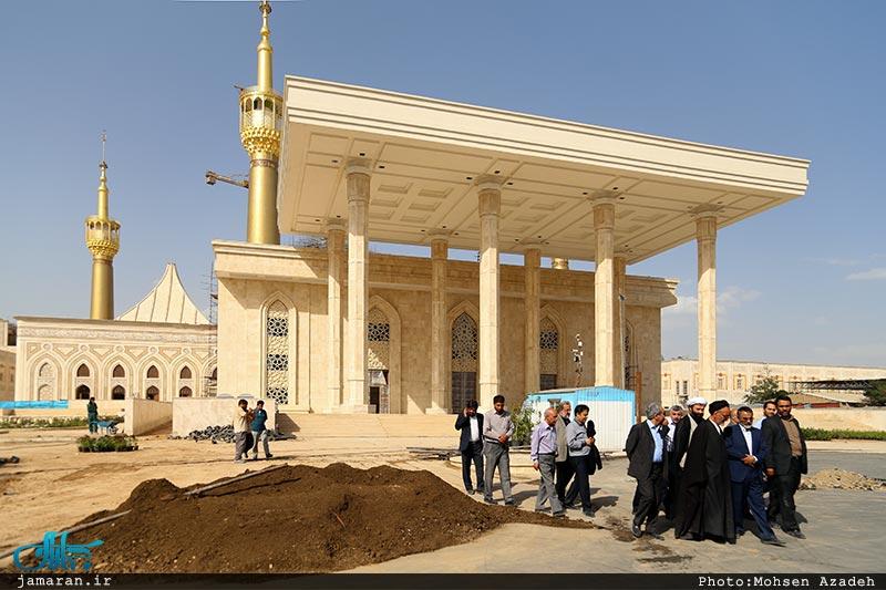 کاخی که به اسم امام ساخنه شده است