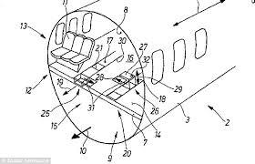 شیوه ابتکاری توزیع غذا در هواپیما+تصاویر
