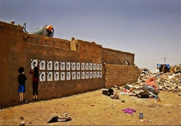 عکس/ هنر خیابانی