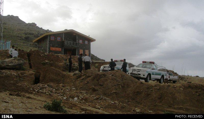 منطقه بکر«میشان» را تخریب کردند+عکس