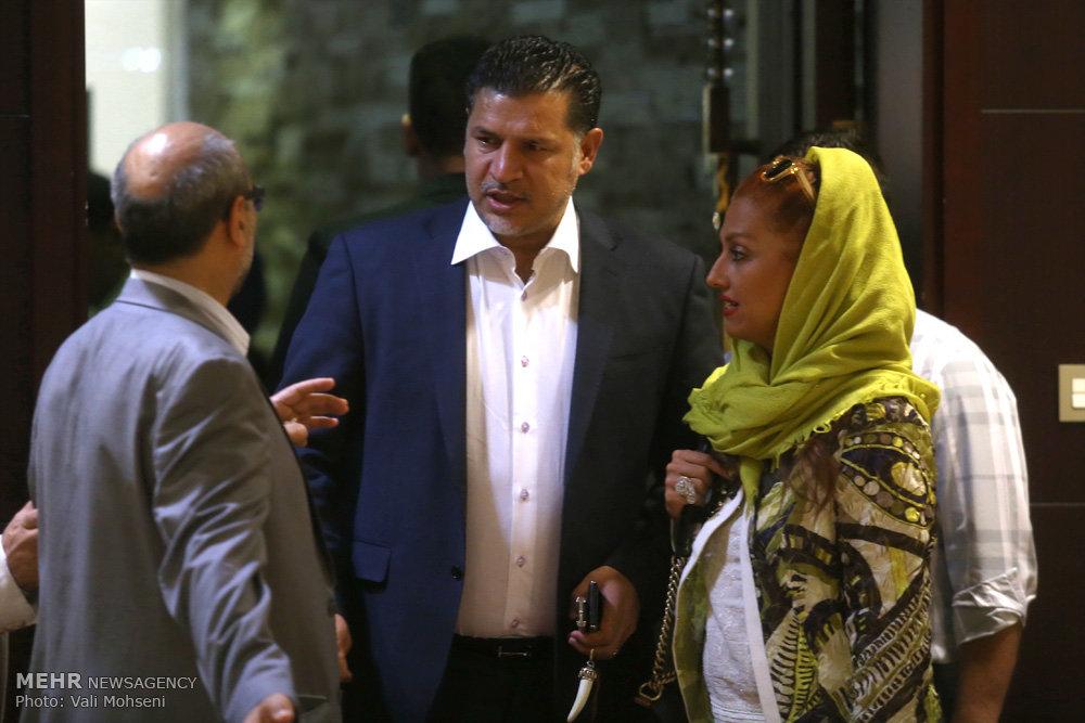 از دایی و همسرش در حراج بزرگ تهران تا وصیت عجیب ترانه علیدوستی و اولین تصویر دختر مهناز افشار