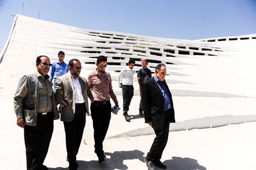 توقف ساخت مسجد 50میلیاردی درتهران