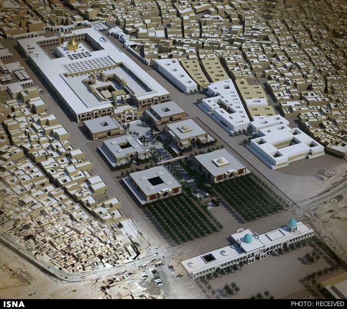 بزرگترین پروژه جهان اسلام +عکس