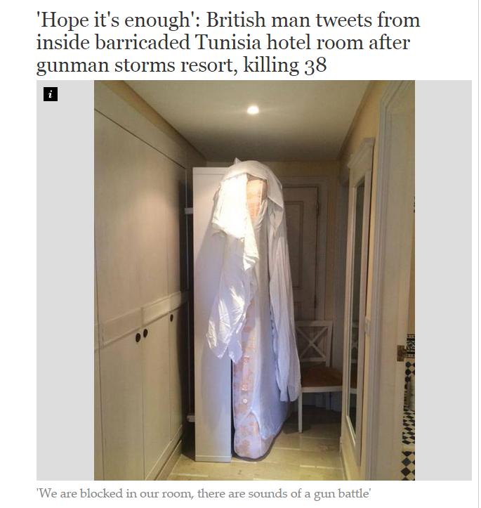 سنگر زوج انگلیسی در هتل+عکس