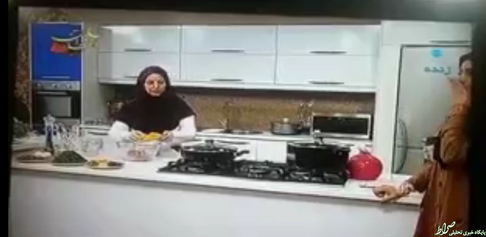 روزهخواری ناخواسته مجری تلویزیون +عکس