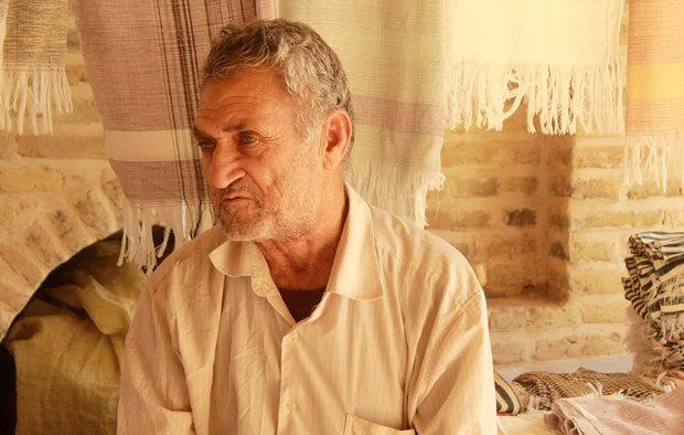آشنایی با زیلو باف بیت رهبری+تصاویر