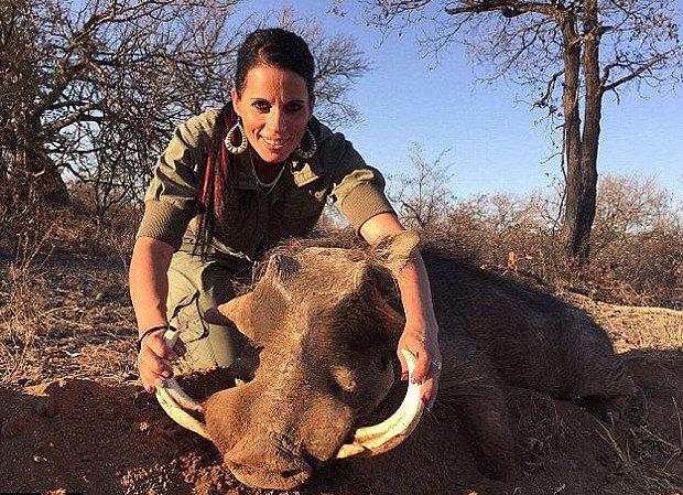 حمله آمریکاییها به حیات وحش آفریقا +تصاویر